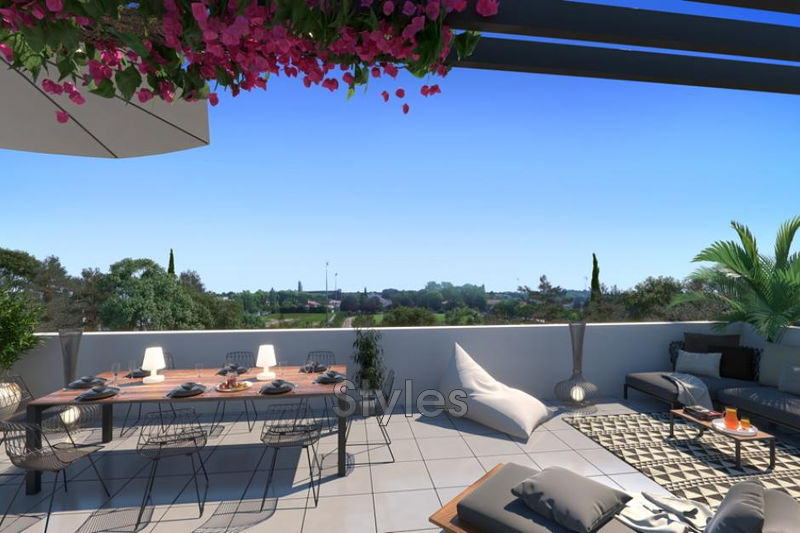 Photo Appartement Montpellier   achat appartement  4 pièces   98m²