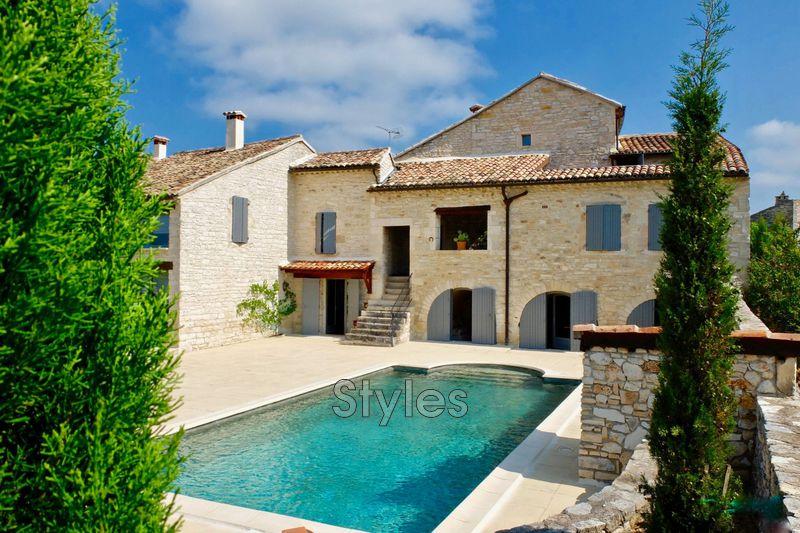 Photo Maison en pierre Uzès   achat maison en pierre  12 pièces   670m²