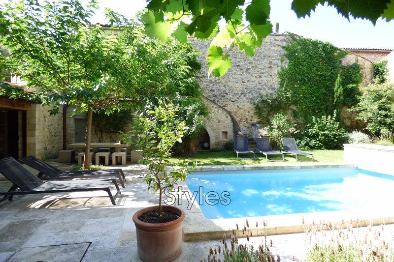 Photo Maison Uzès   achat maison  4 chambres   340m²