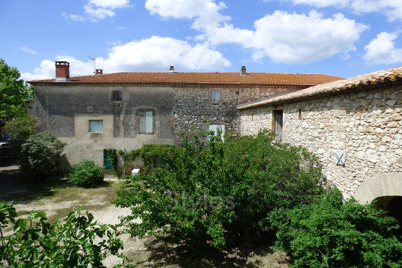 Photo Maison Uzès   achat maison   500m²