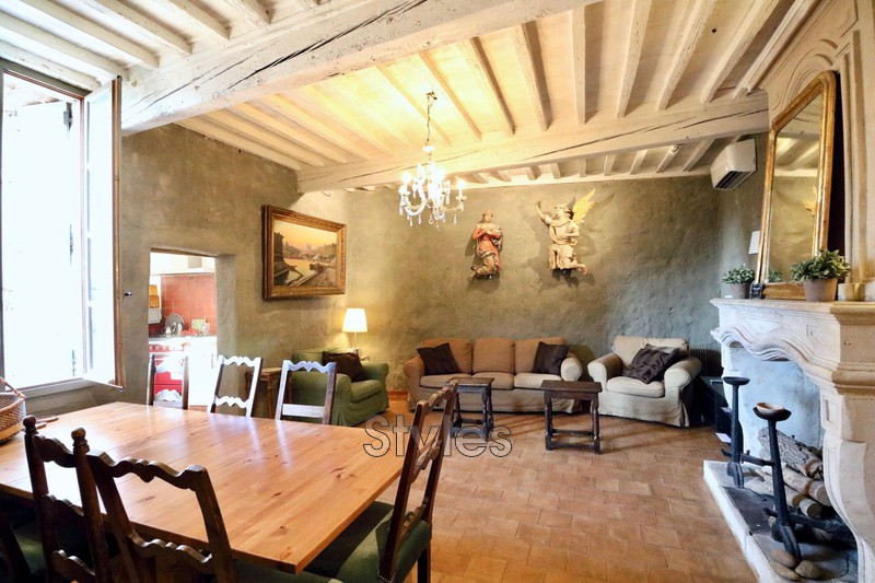 Photo Maison de ville Uzès   achat maison de ville  4 chambres   160m²