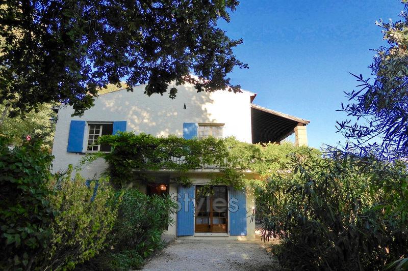 Photo Maison Uzès   achat maison  6 chambres   240m²