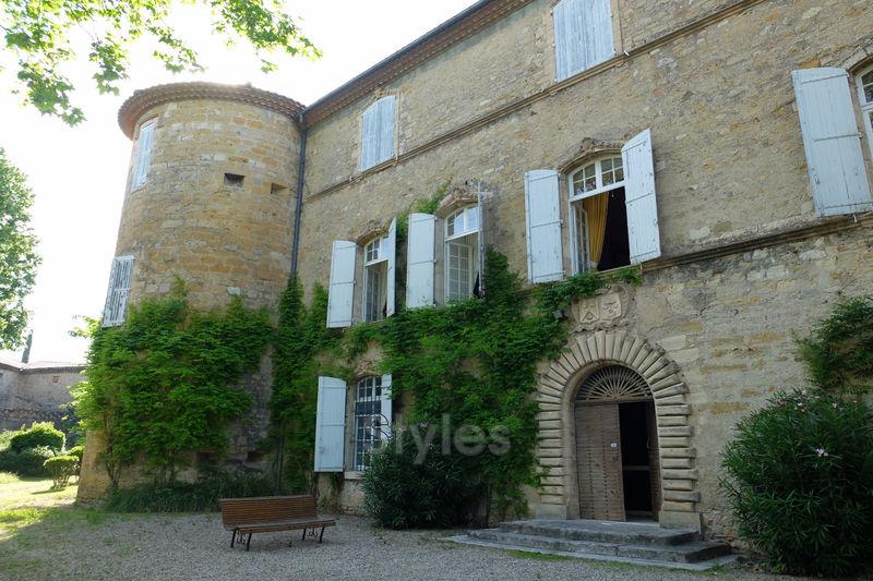 Photo Château Uzès   achat château  6 chambres   600m²