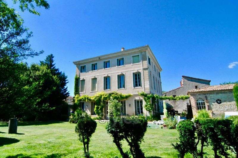 Photo Luxury property Uzès   to buy luxury property  11 bedrooms   550 m²