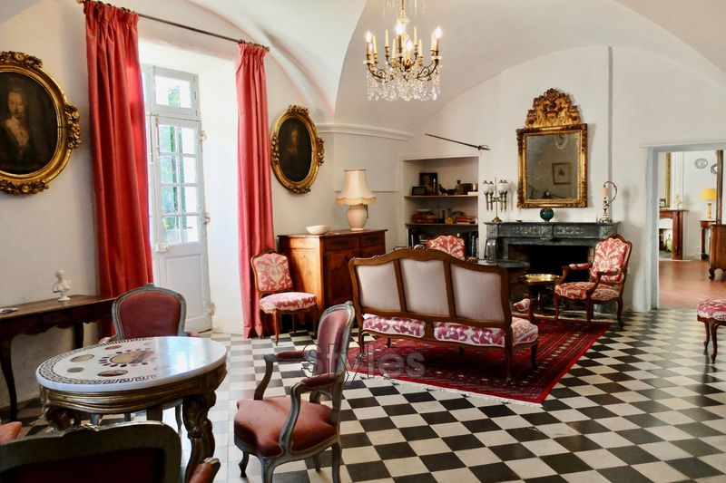 Photo Mansion Uzès   to buy mansion  6 bedrooms   400 m²