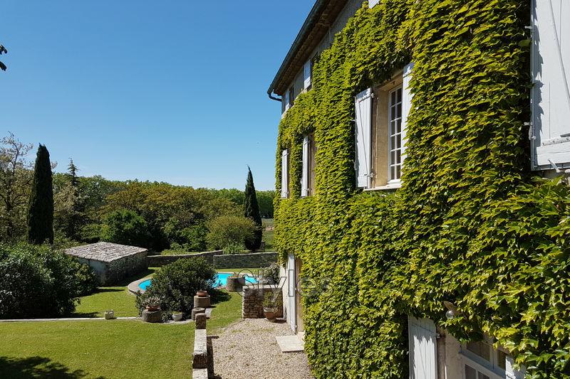 Photo Maison de maître Uzès   achat maison de maître  6 chambres   400m²