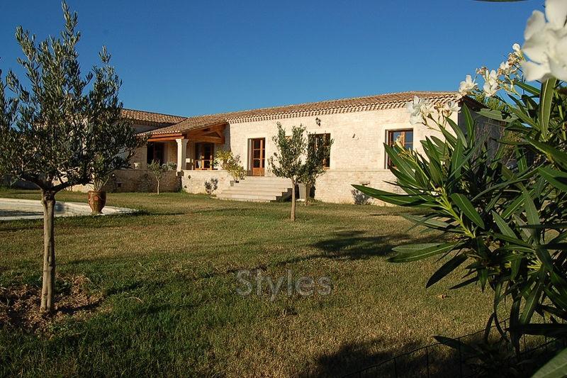 Photo Maison récente Uzès Uzès - provence,   achat maison récente  3 chambres   277m²