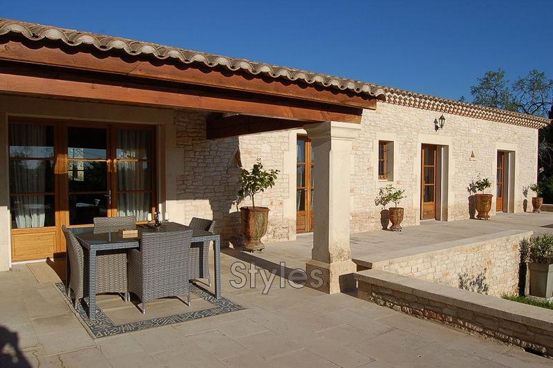 Photo Maison récente Uzès   achat maison récente  3 chambres   277m²