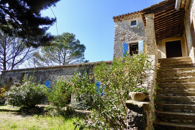 Photo n°2 - Vente maison de campagne Uzès 30700 - 299 000 €