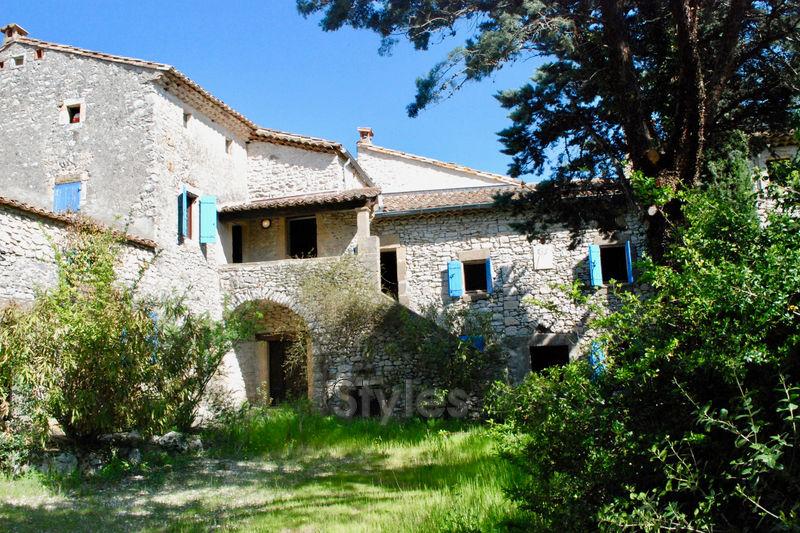 Photo n°8 - Vente maison de campagne Uzès 30700 - 299 000 €