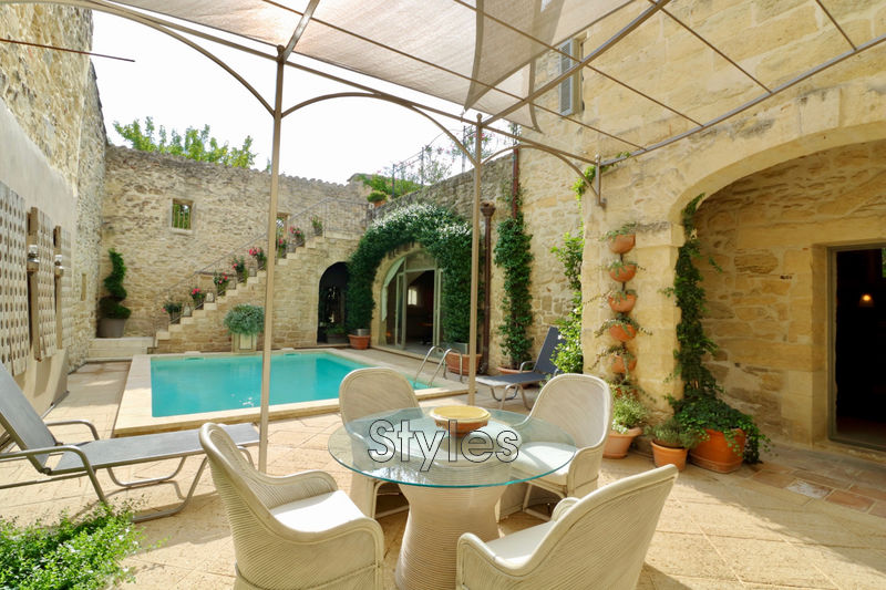 Photo Townhouse Uzès   to buy townhouse  5 bedrooms   420 m²
