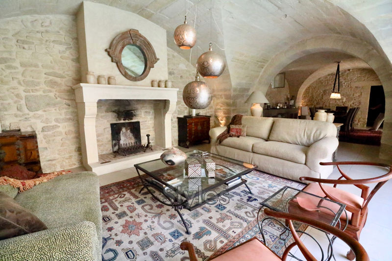 Photo Townhouse Uzès   to buy townhouse  5 bedrooms   420m²