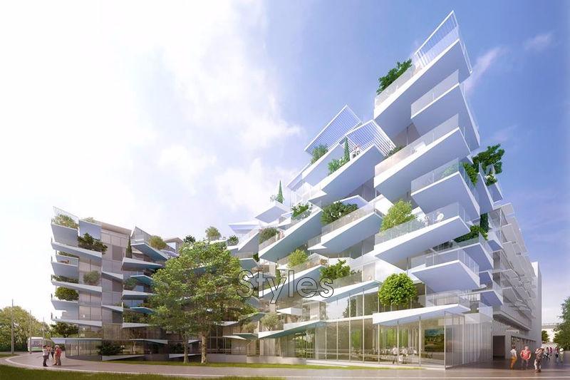 Photo Appartement Montpellier   achat appartement  3 pièces   69m²
