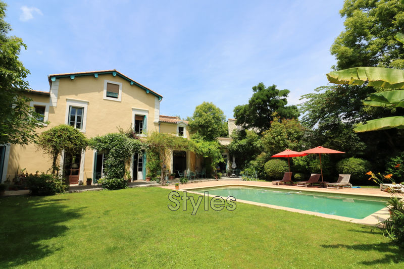 Photo Mansion Montpellier   to buy mansion  5 bedrooms   300 m²