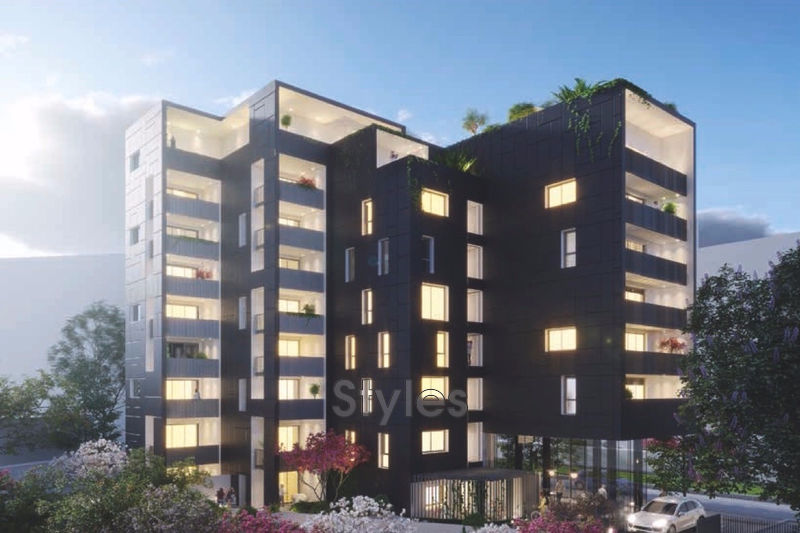 Photo Appartement Montpellier   achat appartement  2 pièces   46m²