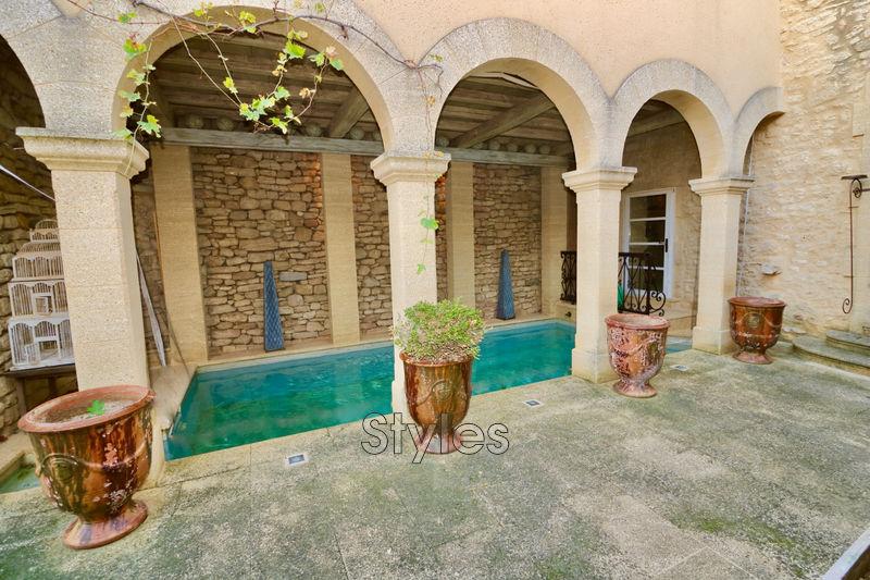 Photo Maison de village Uzès   achat maison de village  5 chambres   300m²