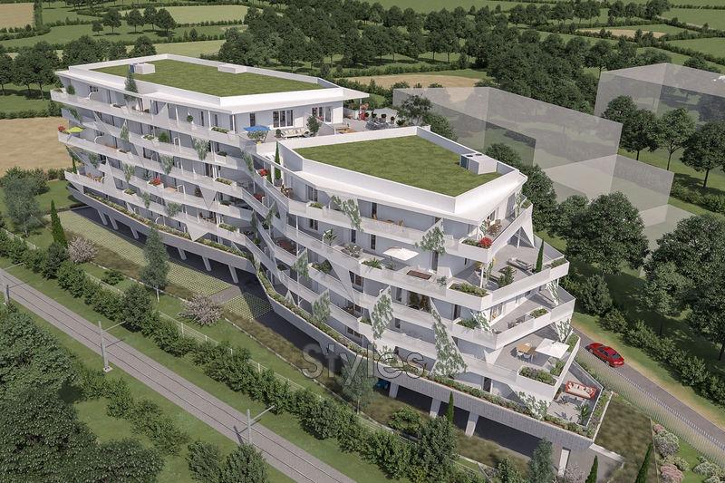 Photo Appartement Montpellier   achat appartement  4 pièces   90m²