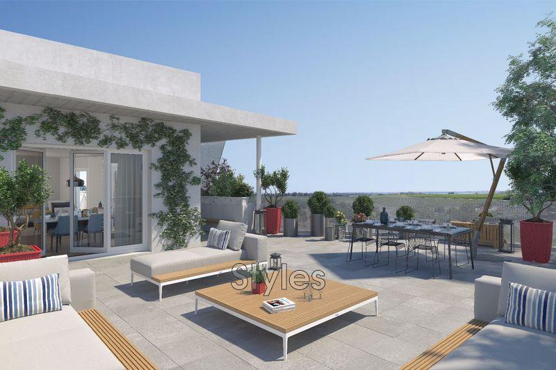 Photo Appartement Montpellier   achat appartement  4 pièces   88m²