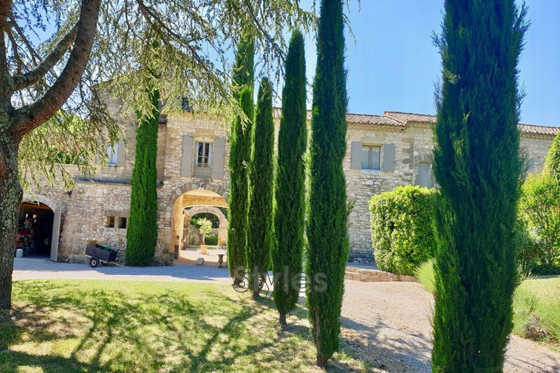Photo Mas Uzès   to buy mas  18 rooms   630 m²