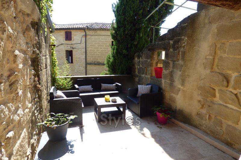 Photo Maison de village Uzès   achat maison de village  4 chambres   300m²