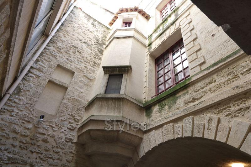 Photo Appartement Uzès   achat appartement  2 pièces   46m²
