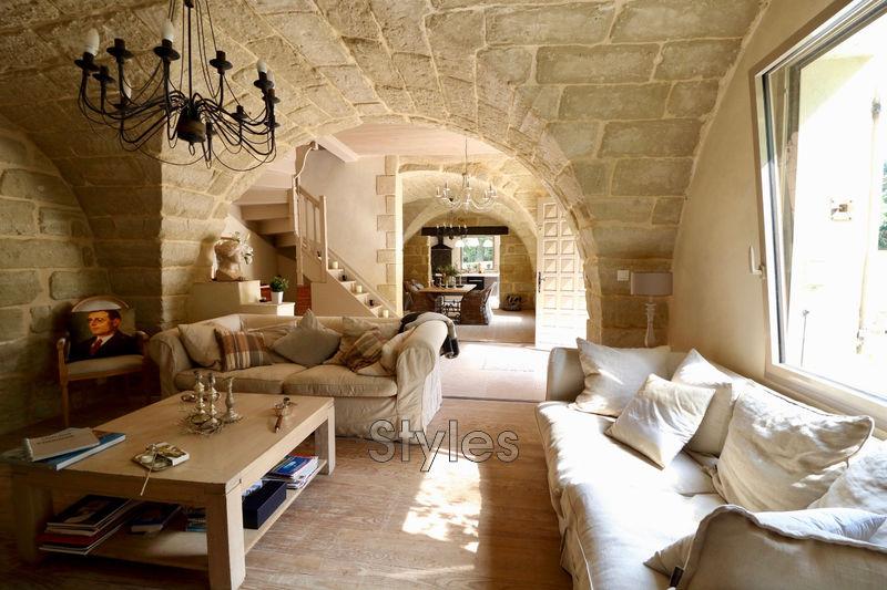 Photo Mas Uzès   achat mas  4 chambres   250m²