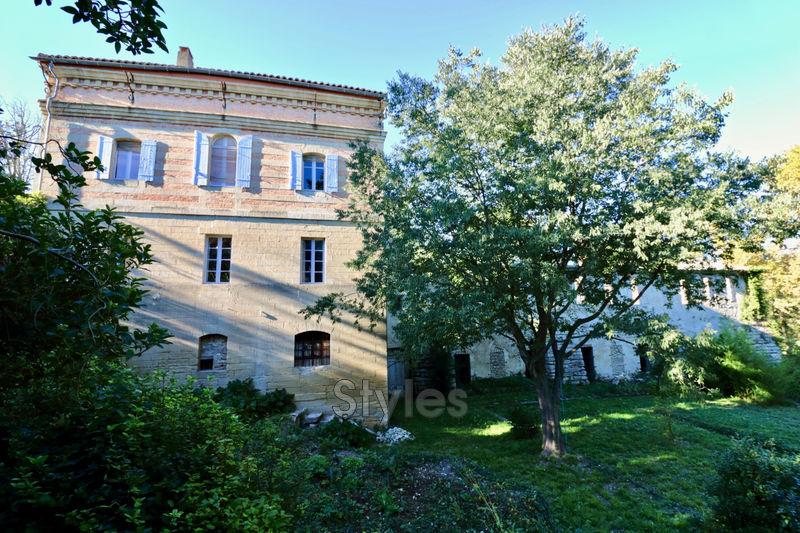 Photo Maison Uzès   achat maison  6 chambres   980m²