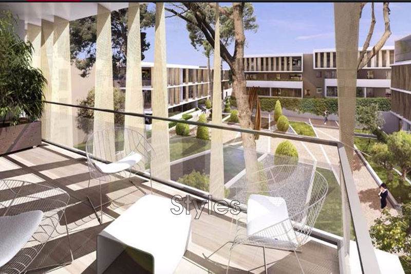 Photo Appartement Montpellier   achat appartement  4 pièces   72m²