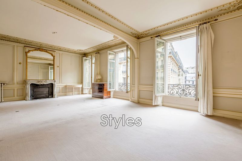 Photo Apartment Paris   to buy apartment  6 rooms   198 m²
