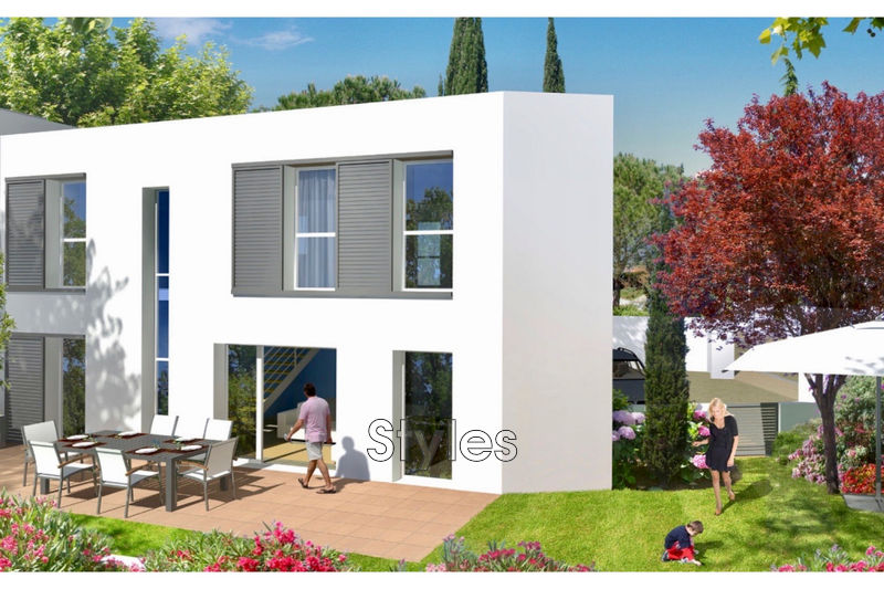 Photo Villa Montpellier   achat villa  4 chambres   130m²