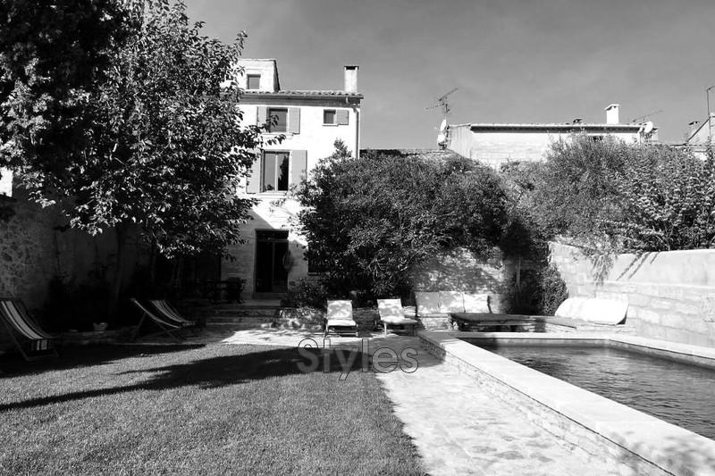 Photo Maison de ville Uzès   achat maison de ville  4 chambres   200m²