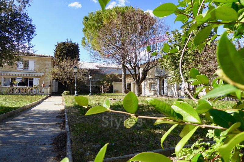 Photo Maison Uzès   achat maison  5 chambres   320m²