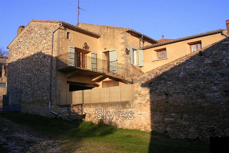 Photo Maison de village Uzès Village,   achat maison de village  4 chambres   175m²