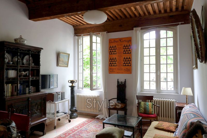 Photo Appartement Uzès   achat appartement   77 m²