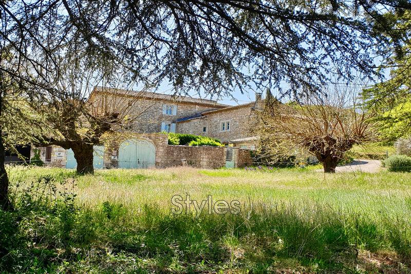Photo Maison de hameau Uzès   achat maison de hameau  4 chambres   240m²
