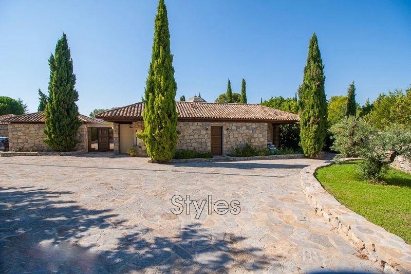 Photo Villa Montpellier   achat villa  5 chambres   300m²