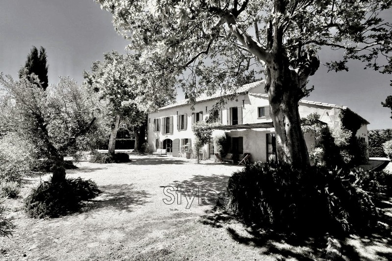 Photo Mas Saint-Rémy-de-Provence   to buy mas  5 bedrooms   365 m²