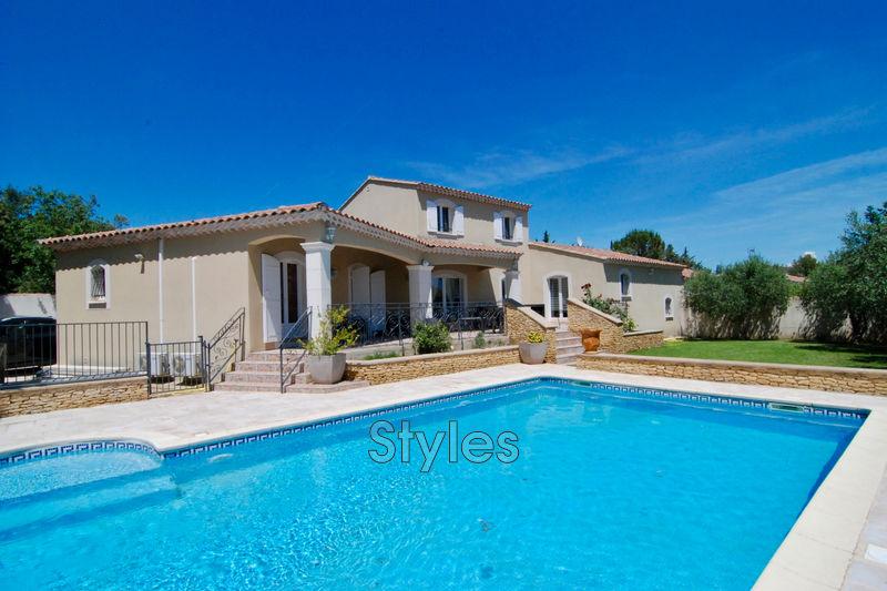 Photo Villa Uzès   achat villa  4 chambres   165m²