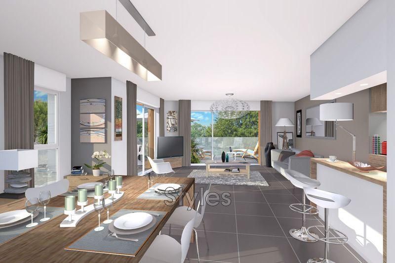 Photo Appartement Montpellier   achat appartement  3 pièces   64m²
