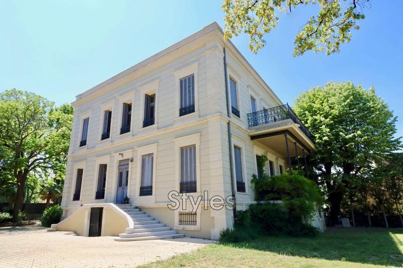 Photo Maison Montpellier   achat maison  6 chambres   650m²