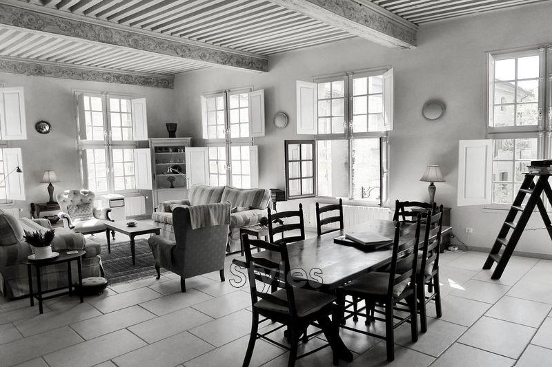 Photo Appartement Uzès   achat appartement  5 pièces   140m²