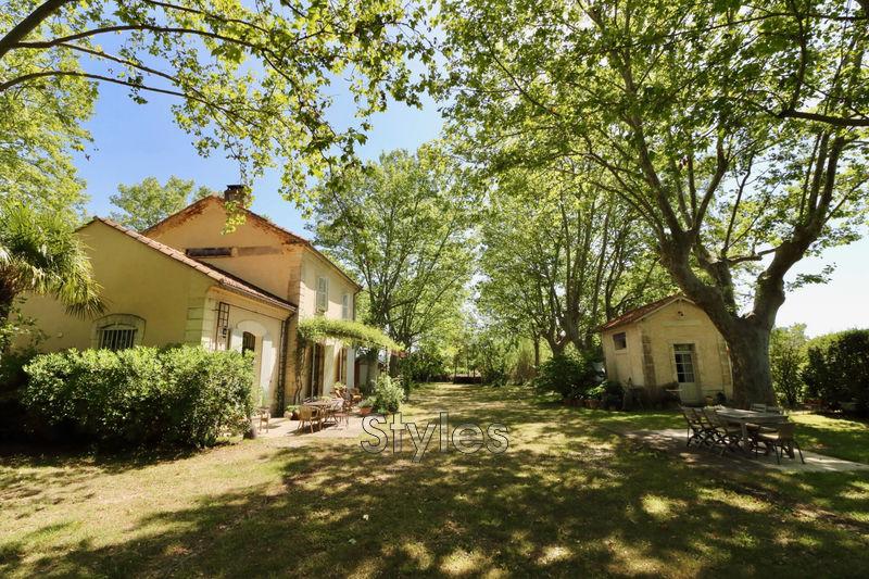 Photo Propriété Uzès   achat propriété  5 chambres   180m²
