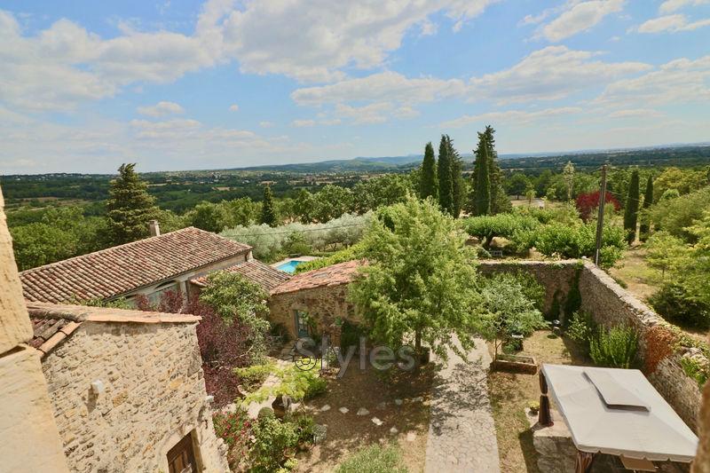Photo Château Uzès   achat château  10 chambres   750m²