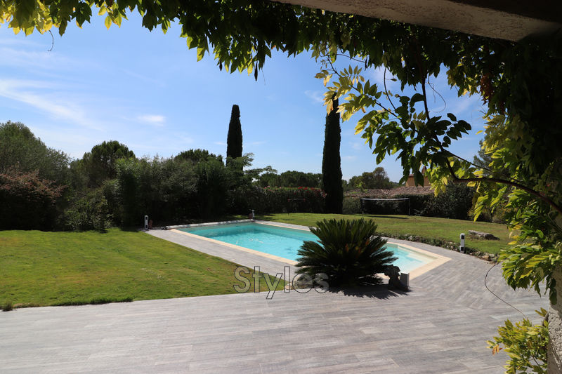 Photo Villa Montpellier   achat villa  6 chambres   221m²