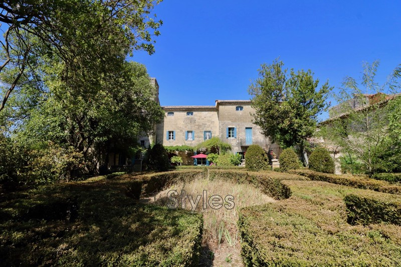 Photo Propriété Uzès   achat propriété  5 chambres   570m²