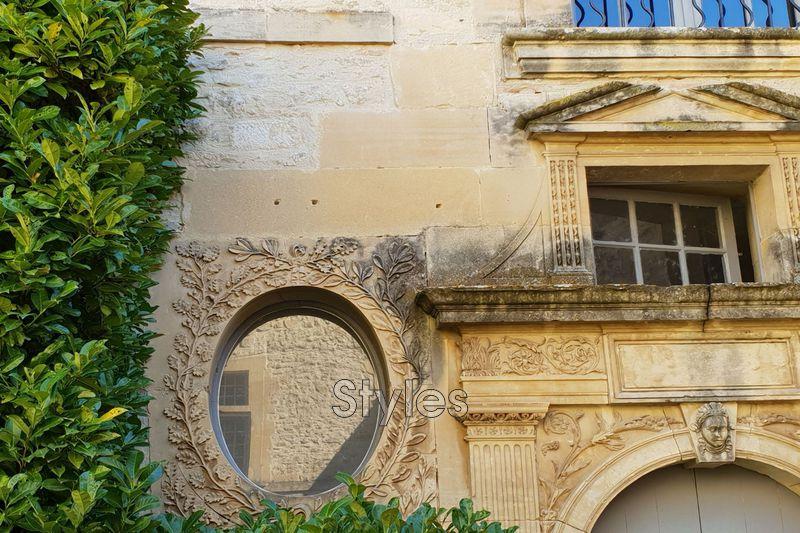 Photo Appartement Uzès   achat appartement  5 pièces   163m²