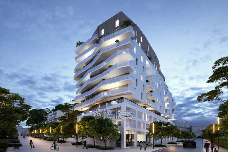 Photo Appartement Montpellier   achat appartement  4 pièces   97m²