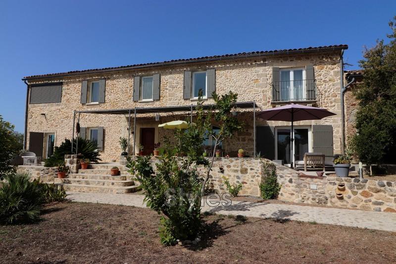 Photo Maison en pierre Montpellier   achat maison en pierre  4 chambres   250m²