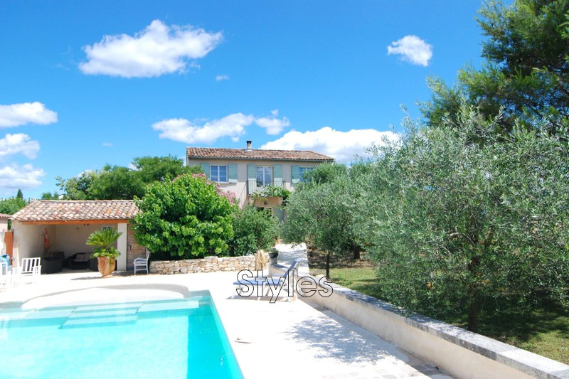 Photo Villa Uzès   achat villa  3 chambres   175m²