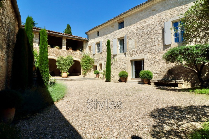 Photo Property Uzès   to buy property  7 bedrooms   480 m²